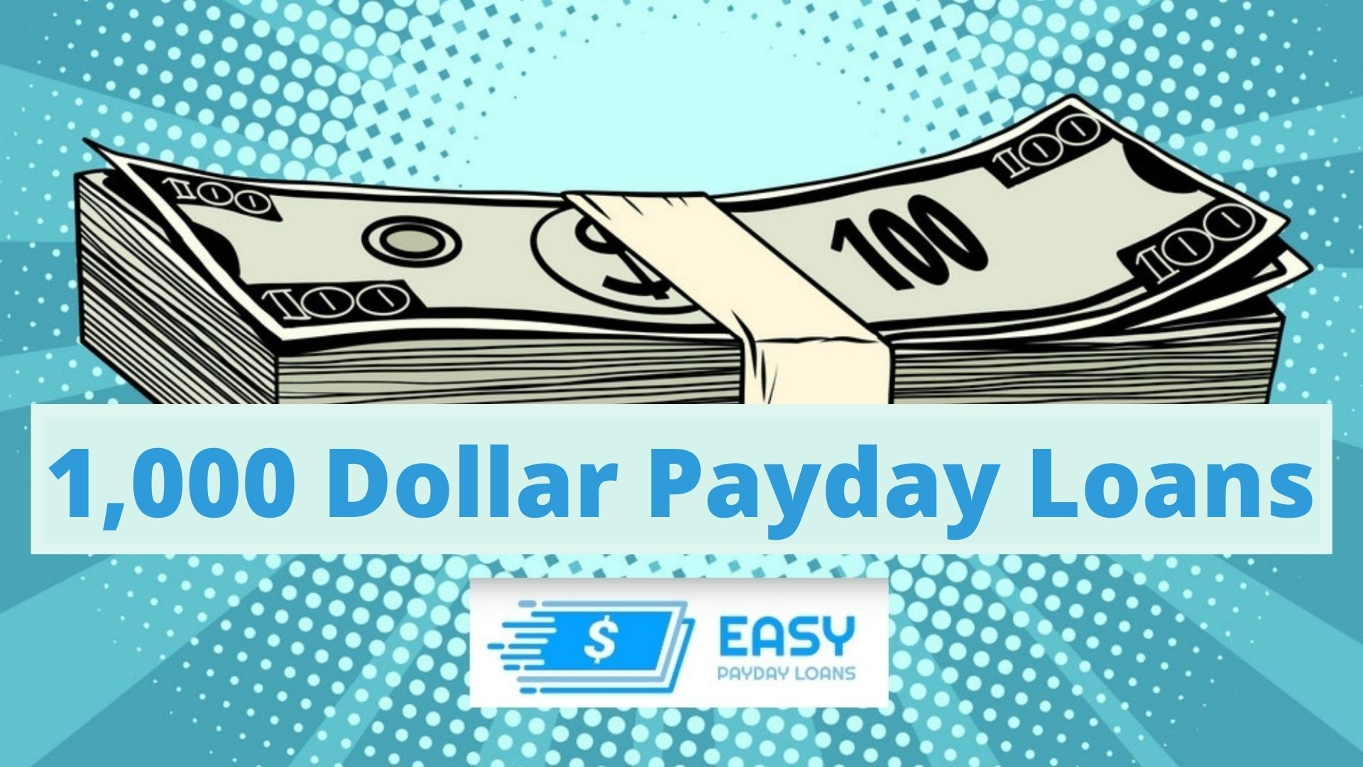 $1,000 Payday Loan
